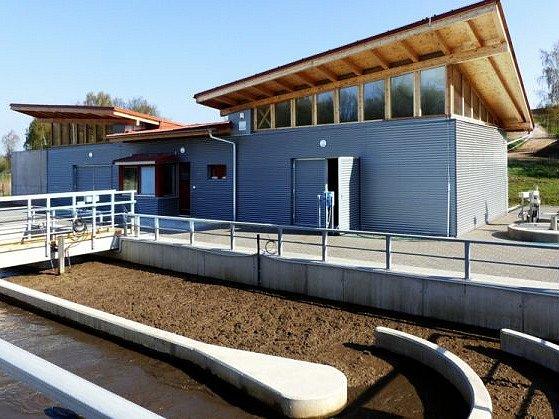 Kanalizační systém a ČOV Dolní Cerekev a Kostelec u Jihlavy