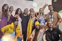 V jihlavském City Parku se uskutečnil Fashion Day s Leošem Marešem.
