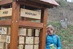 Věž poznání si se zájmem prohlédla i Katarína Ruschková z jihlavské radnice.