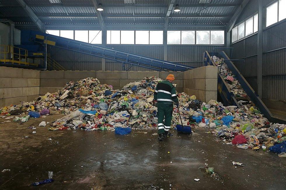 Na Vysočině chtějí omezit produkci komunálního odpadu.