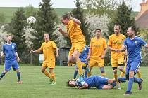 Fotbalisté Luk nad Jihlavu jen běhají. Tréninky s míčem a hlavně zápasové zatížení jim hodně chybí.