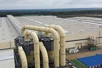 Jihlavská stavební společnost PSJ ohlásila, že dokončila nový závod na výrobu dřevotřískových desek v Bělorusku.