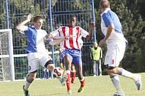 Zbrojovka Brno si ve 2. kole Ondrášovka Cupu poradila celkem snadno se Slavojem Polná 4:0.