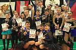 Taneční škola v Jihlavě sklízí řadu úspěchů.