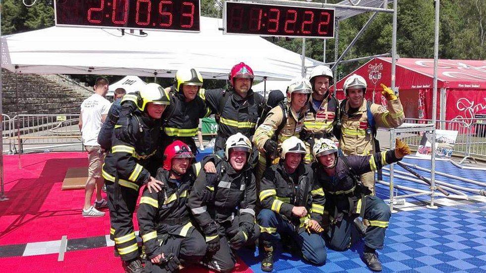 Závodů má za sebou třešťský hasič už několik.