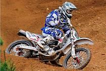 Jedním z největších aspirantů na zisk titulu v nejprestižnější třídě MX3 je Jiří Čepelák.