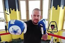 S kickboxem začal Josef Bílek zhruba před čtrnácti lety.