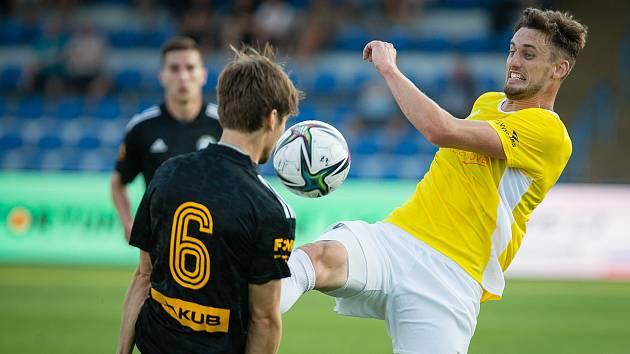 Fotbalisté FC Vysočina mají po dvou kolech FORTUNA:NÁRODNÍ LIGY plný počet bodů.