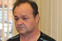 JOSEF DUBSKÝ starší. Podle obžaloby byl hlavou organizovaného gangu, který plánoval únosy dívek.