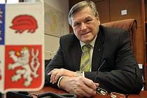 Hejtman Kraje Vysočina Jiří Běhounek