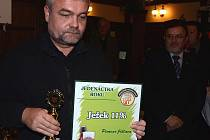 První místo ve své kategorii získal jedenáctistupňový Ježek. Cenu převzal sládek Pivovaru Jihlava Jaromír Kalina.