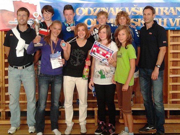 Žáci ze Základní školy Rošického v Jihlavě uspěli a postoupili do republikového finále.