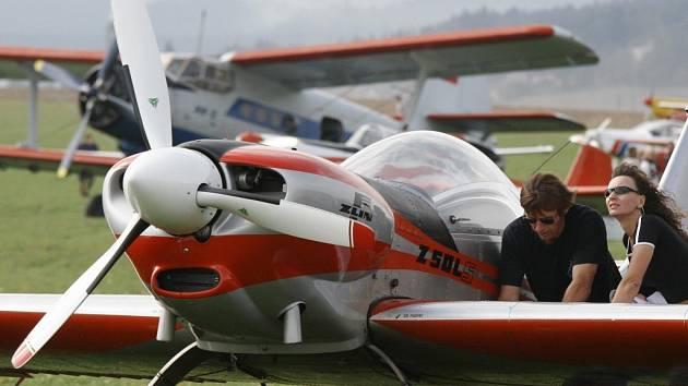 Osmnáctý ročník Horáckého leteckého dne opět přinese plno zajímavých leteckých ukázek i kulturního programu.