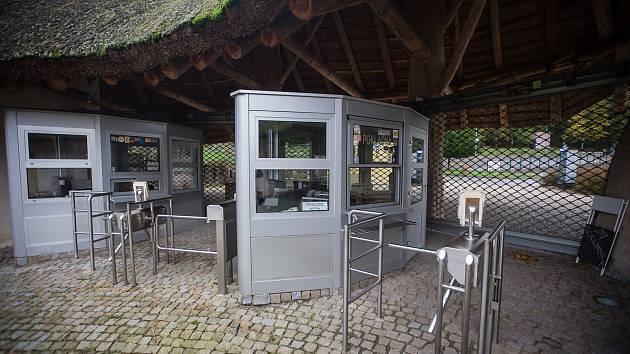 V zoologické zahradě v Jihlavě mohou pustit návštěvníky jen do venkovních prostor a do dvaceti procent své kapacity.