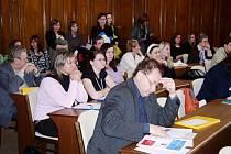 Konference se konala v prostorách Vysoké školy polytechnické v Jihlavě.
