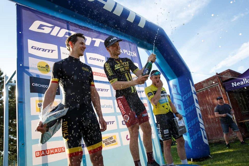 Prvního června se jela úvodní Grand Prix v Plzni, kterou Richard Habermann vyhrál.