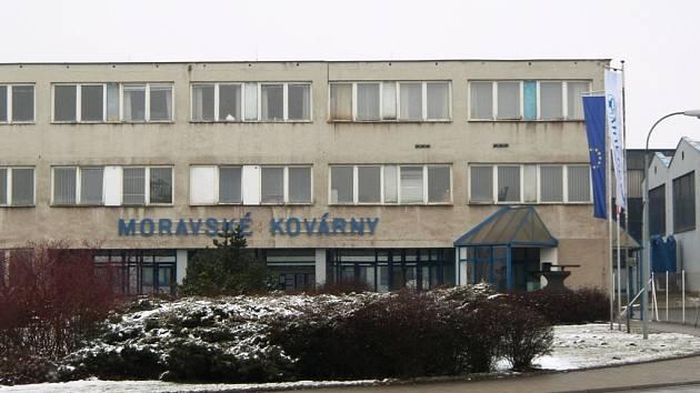 Moravské Kovárny