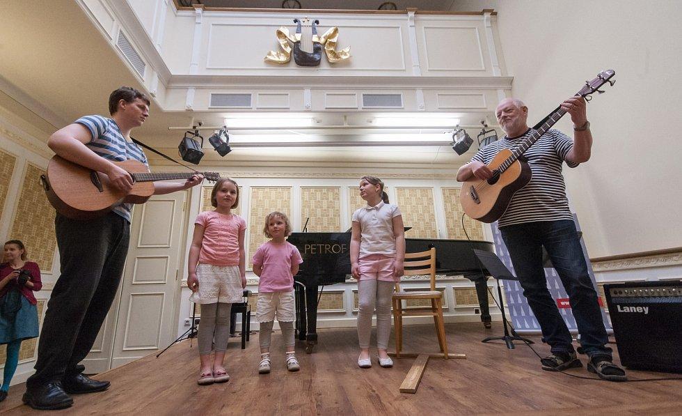 Koncert rodin - ZUŠ Jihlava