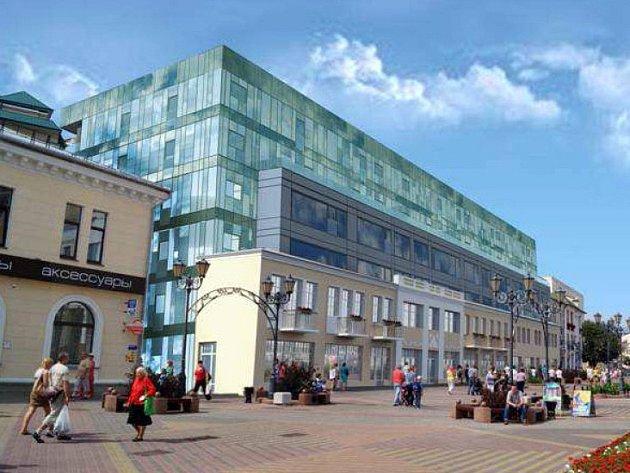 Společnost PSJ nyní v běloruském Brestu začala stavět komerční a apartmánovou budovu s názvem Promenáda. Projekt za osm milionů eur bude dokončen na jaře roku 2016.