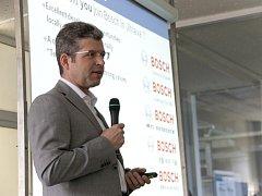 Firma Bosch Diesel uspořádala High-Tech Day pro vysokoškoláky.