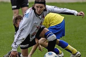 Havlíčkobrodský záložník Michal Mareš otevřel proti Bíteši skóre, když nekompromisně proměnil penaltu. Jenže pak jeho celek nechal soupeře hrát, a ten vyrovnal.