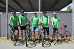 Do práce na kole jezdilo v letošním roce na 180 zaměstnanců jihlavské firmy Bosch Diesel.