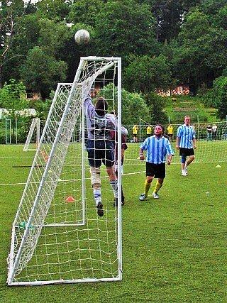 Malá kopaná FC Atis - FC Kalvárie.