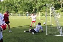 Malá kopaná FK Klasici - Atletico Batelov.