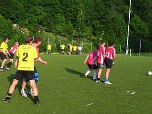 Malá kopaná Litrpůl - FC Lontov.