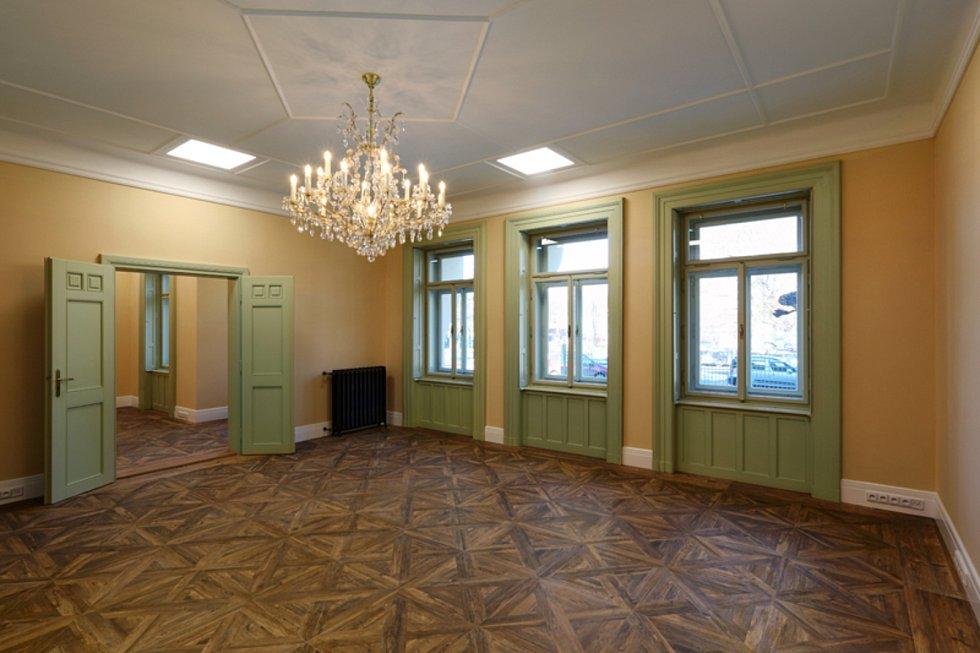 Takto vypadá vila po celkové rekonstrukci.