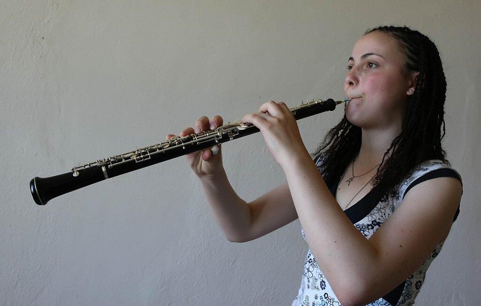 Francouzsko-česká hudební akademie v Telči.