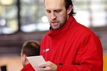 """Kouč Petr Kuchyňa by si rád v Opavě odškrtl do svého zápisníku """"splněno"""". Přiveze Dukla tři body?"""