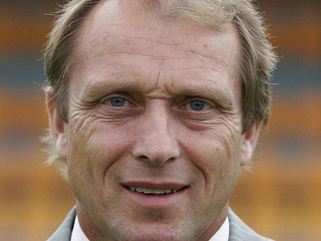 Ředitel FC Vysočina Zdeněk Tulis.