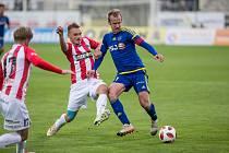 V dalším utkání FNL přivítají jihlavští fotbalisté hráče Viktorie Žižkov