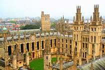 Univerzita Oxford.