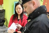 Od Nového roku vznikne v rámci Krajského ředitelství policie kraje Vysočina nový odbor cizinecké policie. Ilustrační foto.