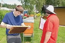Svoje znalosti si mladí včelaři měří každý rok v soutěži Zlatá včela.
