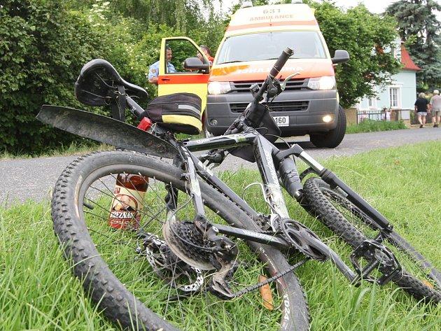 Ze čtyř desítek nehod cyklistů, které za prvních pět letošních měsíců staly na Vysočině, vyvázl pouze jeden jezdec na kole bez zranění.