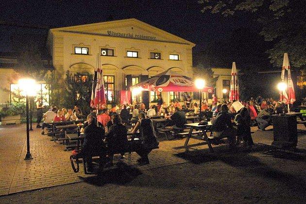 Pivovarská restaurace. Ilustrační foto