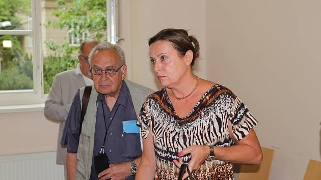 Alena Vitásková u Okresního soudu v Jihlavě