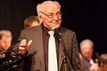 Kapelník Polenského big bandu Jiří Šíma oslaví svoje osmdesáté narozeniny ve velkém stylu.
