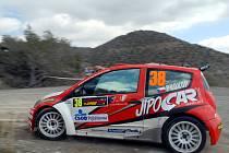 Rozbité tratě, na kterých jezdci dosahují nízkých rychlostí, je specialita Kyperské rallye. Kvůli dešti tomu tak letos nebylo, přesto však Martin Prokop absolvoval těžký závod.