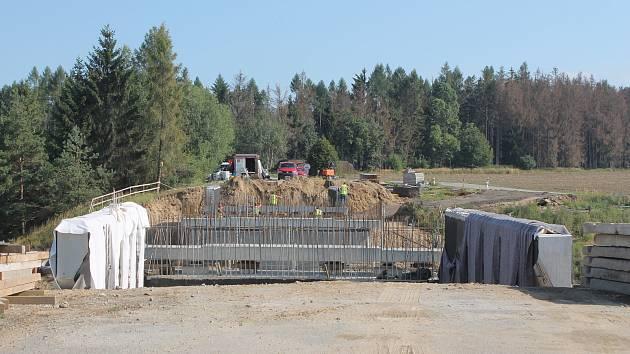 Práce na mostu u Kozlova přeruší o víkendu provoz na dálnici D1.