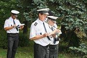 Dopravní policisté soutěžili v řízení křižovatky a zručnosti ovládání služebního vozidla.