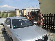 Klokan Kuki skončil po odchytové akci v jihlavském útulku, kde si ho v pátek dopoledne vyzvedl šťastný majitel Radek Helekal.