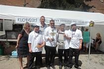 Reprezentanti z Kraje Vysočina ukázali, že se v konkurenci kuchařů se neztratí.