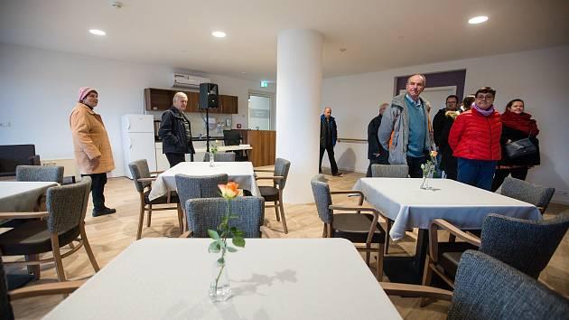 Nově otevřený domov pro seniory SeneCura Seniorcentrum v Telči.