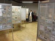 Filatelistická výstava Ostropa v Oblastní galerii Vysočiny v Jihlavě.