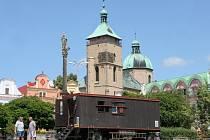 Letní kino v Havlíčkově Brodě začíná.
