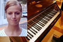 Veronika Böhmová (ve výřezu) patří bezesporu již dnes ke klavírní špičce evropského formátu. V Jihlavě vystoupí v Domě filharmonie v neděli 22. února.